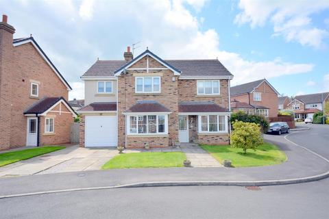 4 bedroom detached house for sale - Beddow Court, Witton Park, Bishop Auckland, DL14 0ED