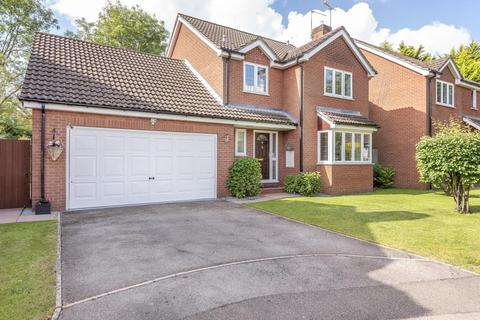 4 bedroom detached house for sale - Lutterworth Close, Warfield, Berkshire, RG42
