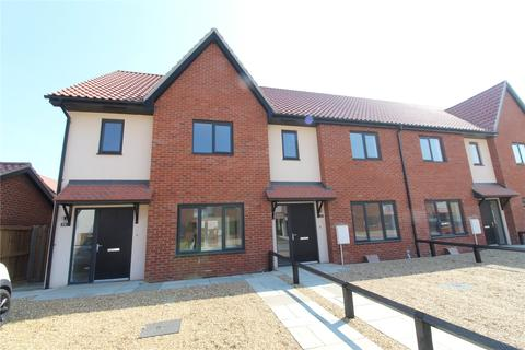4 bedroom semi-detached house for sale - Plot 16, Fuller's Place, Mendham Lane, Harleston, IP20