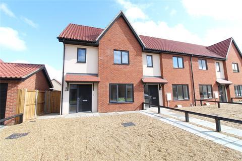 3 bedroom semi-detached house for sale - Plot 31, Fuller's Place, Mendham Lane, Harleston, IP20