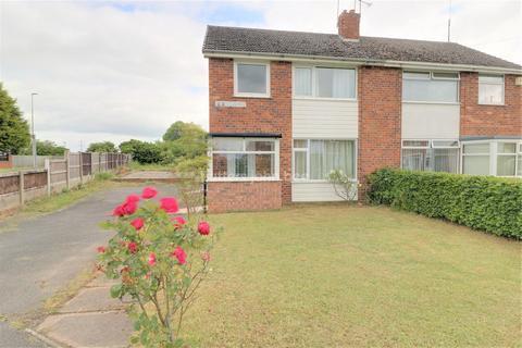 3 bedroom semi-detached house for sale - Burlea Close, Crewe