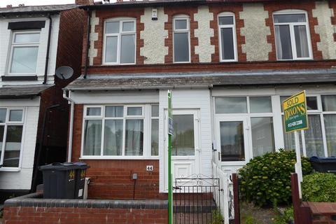 2 bedroom terraced house to rent - Hampton Court Road, Birmingham, B17 9AE