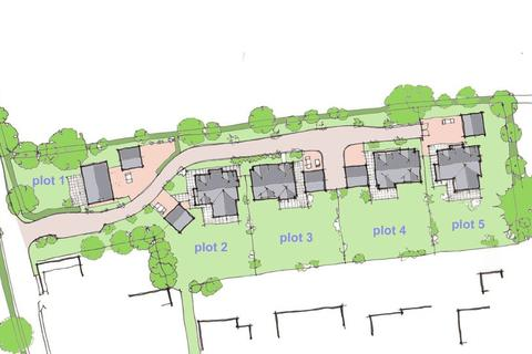 Plot for sale - Perranwell Station, Nr. Truro, South Cornwall