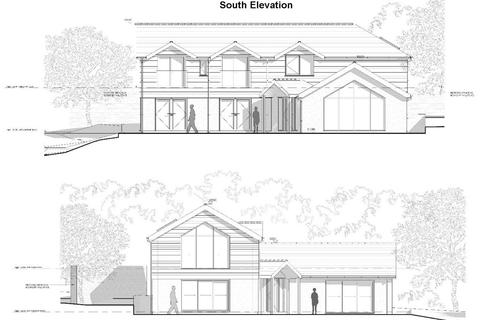 Plot for sale - Between St Clement and Truro, Cornwall