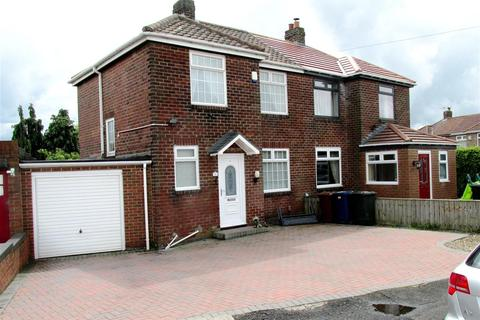 3 bedroom semi-detached house for sale - West Vallum, Newcastle upon Tyne