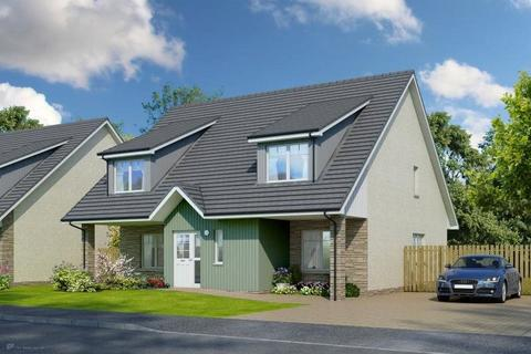 5 bedroom detached house for sale - Plot 36, The Vorlich, The Views, Saline, Dunfermline, Fife