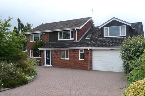 5 bedroom detached house to rent - Gainsborough Crescent, Knowle, B93
