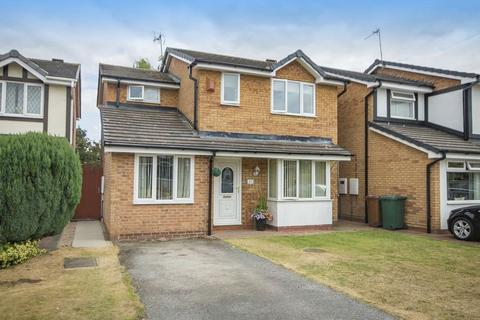 4 bedroom detached house for sale - Burnside Close, Stenson Fields