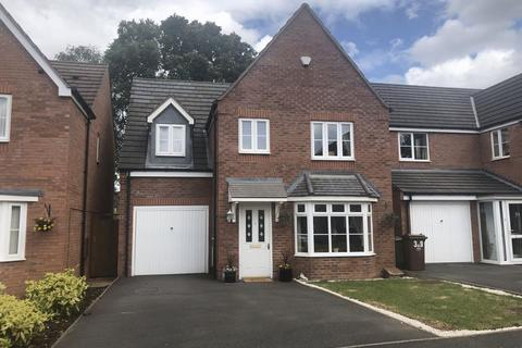 4 bedroom detached house for sale - Royal Meadow Way, Streetly