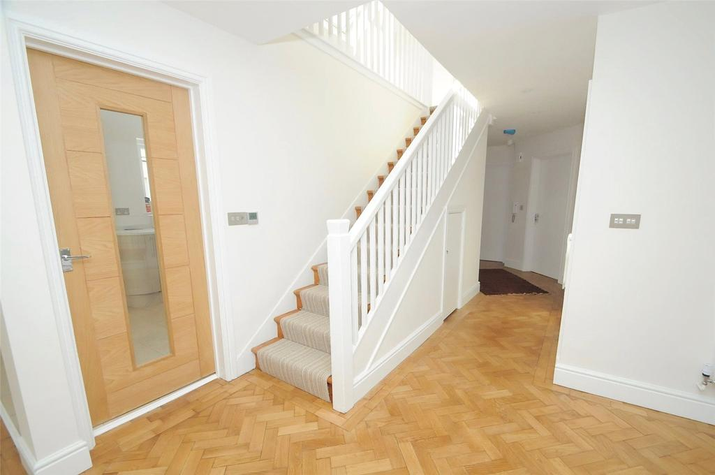 Restored Wood Floori