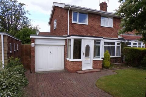 3 bedroom semi-detached house for sale - Elsdon Drive, Forest Hall, Newcastle Upon Tyne