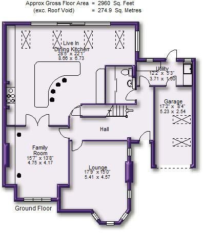 Floorplan 1 of 4: Ground Floor