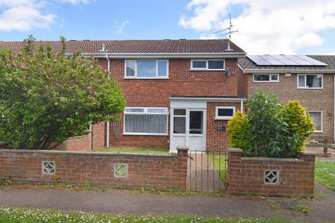 3 bedroom end of terrace house for sale - Grey Sedge, King's Lynn