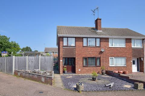 3 bedroom semi-detached house for sale - Russett Close, King's Lynn