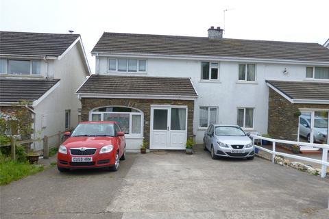 3 bedroom semi-detached house for sale - Carreglwyd, Brynhyfryd, Llandissilio, Clynderwen