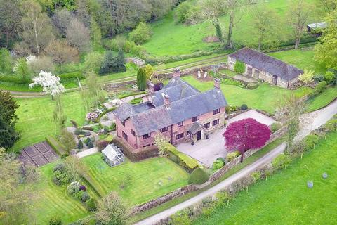 5 bedroom equestrian property for sale - Offley Brook, near Eccleshall, Staffordshire.