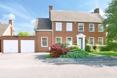 4 bedroom detached house for sale - Cranborne Gardens, Oadby, Leicester