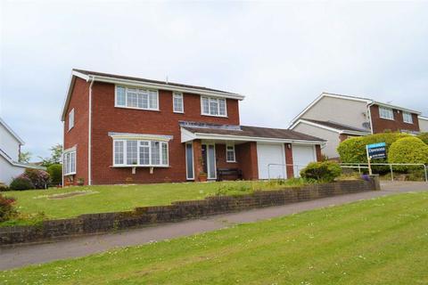 4 bedroom detached house for sale - The Ridge, Swansea, SA2
