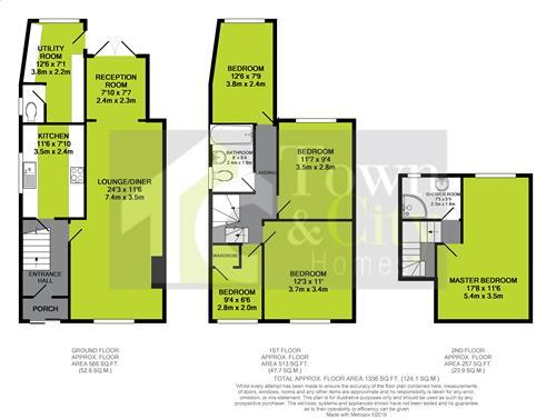 Floorplan: Homefield road 24.png