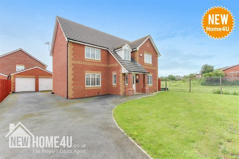 4 bedroom detached house for sale - Ewloe Heath, Buckley