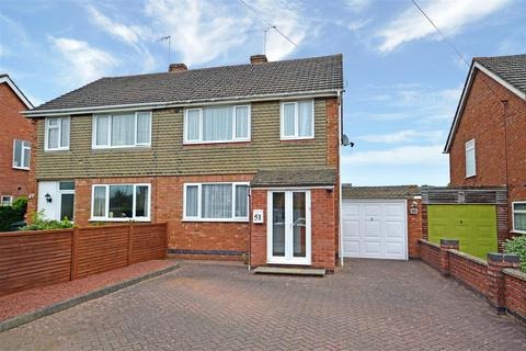 3 bedroom semi-detached house for sale - Gregory Hood Road, Styvechale, Coventry