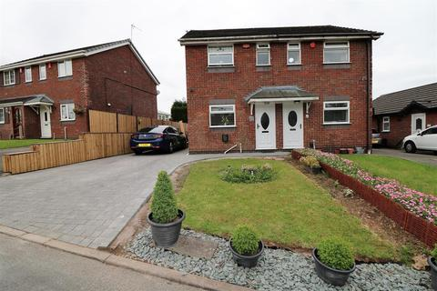 2 bedroom semi-detached house for sale - Beddow Way, Chell, Stoke-On-Trent