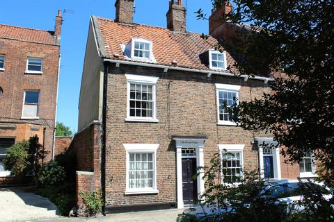 3 bedroom end of terrace house for sale - North Bar Without, Beverley
