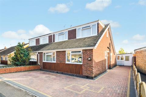 3 bedroom semi-detached bungalow for sale - Mellowship Road, Eastern Green, Coventry