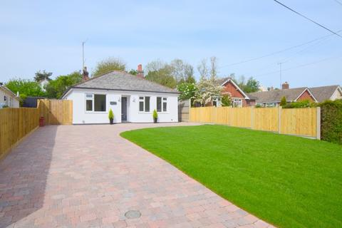 2 bedroom detached bungalow for sale - School Lane, Martlesham, IP12 4RR