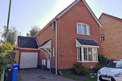 3 bedroom detached house to rent - Copplestone Close, Worlingham
