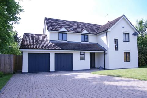 4 bedroom detached house for sale - The Spinney, Cheltenham, GL52