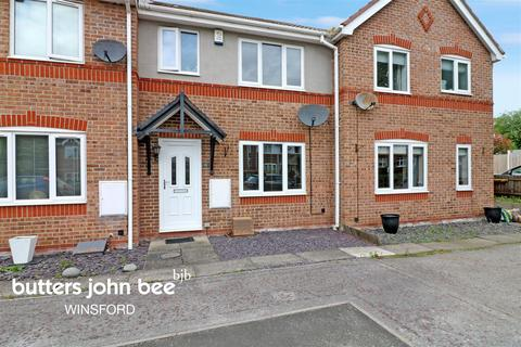 2 bedroom terraced house for sale - Redstone Drive, Winsford