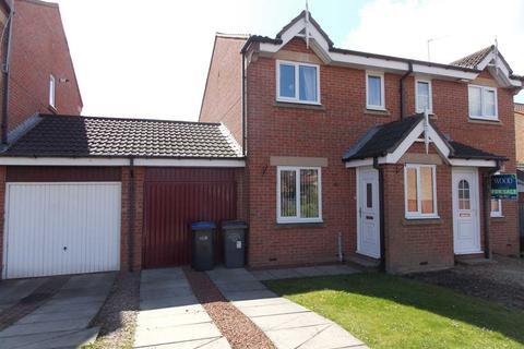 2 bedroom semi-detached house to rent - Runcie Road, Bowburn