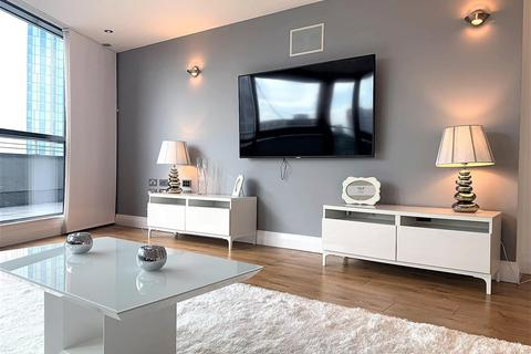 2 bedroom apartment to rent - A, Penthouse Tempus Tower, 9 Mirabel Street, Manchester