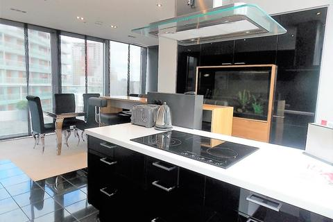 2 bedroom apartment to rent - Penthouse Timber Wharf, 32 Worsley Street, Manchester