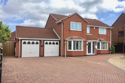5 bedroom detached house for sale - Red Lodge, Diamond Avenue, Kirkby in Ashfield