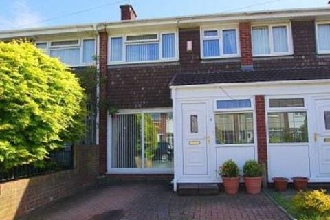 3 bedroom terraced house for sale - 4 St Illtyd Close, Dinas Powys, The Vale Of Glamorgan. CF64 4TZ