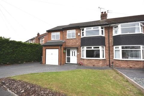 4 bedroom semi-detached house for sale - NICKLEBY ROAD, POYNTON