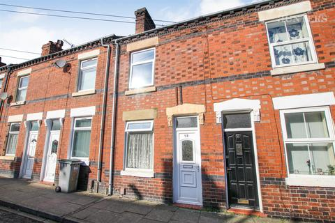 2 bedroom terraced house to rent - Newfield Street, Tunstall, ST6 5HD