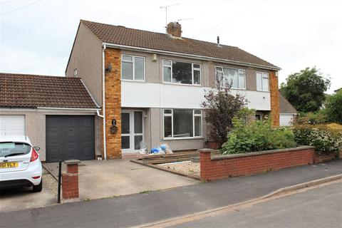 3 bedroom semi-detached house to rent - Grangewood Close, Downend, Bristol