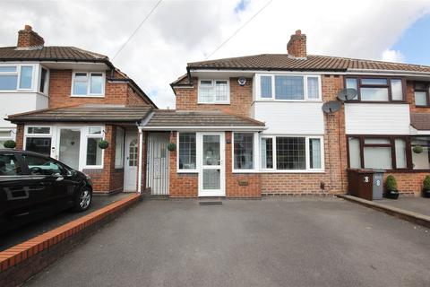 3 bedroom semi-detached house for sale - Meriden Rise, Solihull, West Midlands, B92