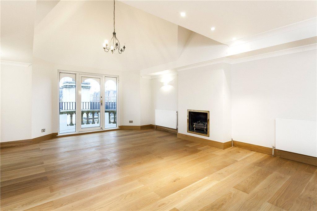 4 Bedrooms Penthouse Flat for sale in Bickenhall Street, Marylebone, W1U