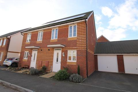 2 bedroom semi-detached house to rent - Sand Grove, Exeter