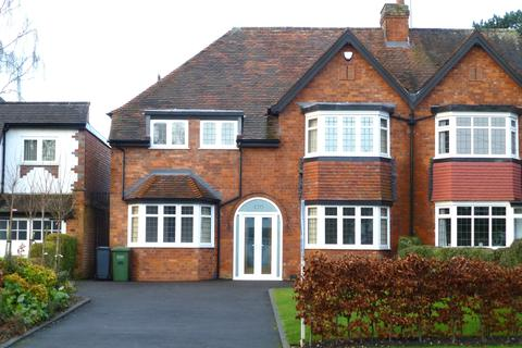 4 bedroom semi-detached house to rent - Warwick Road, Solihull, West Midlands, B91