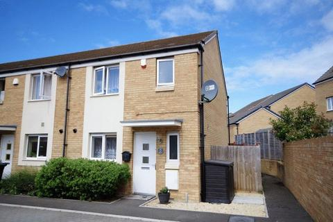 3 bedroom end of terrace house for sale - Bushy Road, Charlton Hayes, Bristol