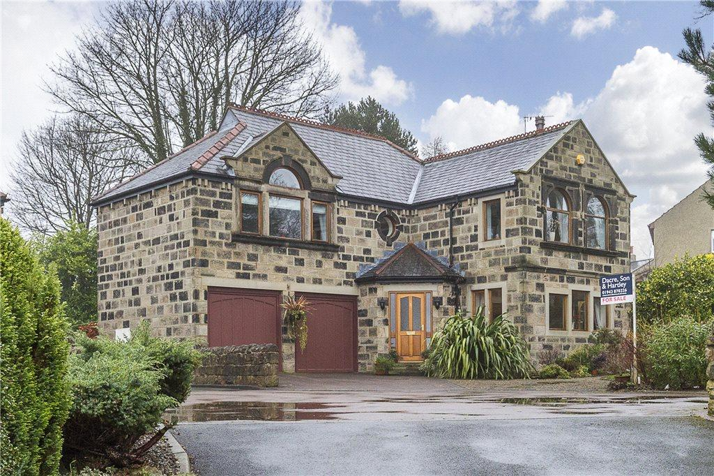 4 Bedrooms Detached House for sale in Chevington Court, Rawdon, Leeds, West Yorkshire