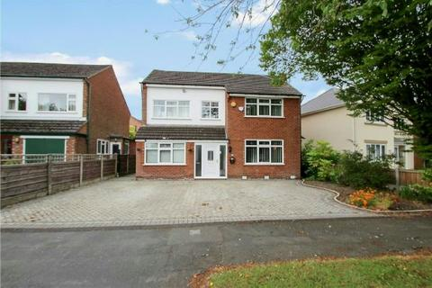 6 bedroom detached house to rent - Crabtree Avenue, Hale Barns