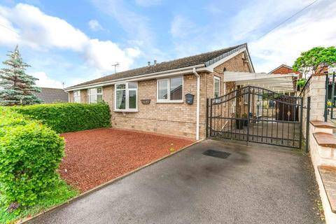 1 bedroom semi-detached bungalow to rent - Broomhill Close, Eckington, Derbyshire