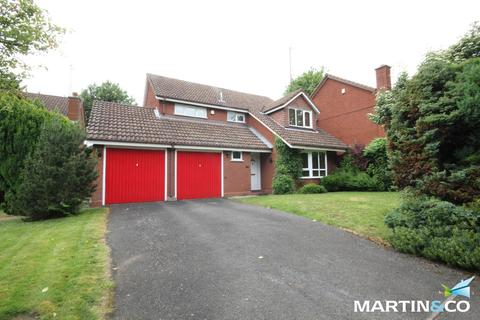 4 bedroom detached house to rent - Sheringham, Edgbaston, B15