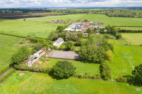 3 bedroom equestrian property for sale - Newbank Cottages, Occupation Lane, Northwich, Cheshire, CW9